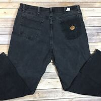 Red Kap Relaxed Fit Jeans Men's Work Uniform Prewashed Black PD60BW