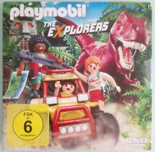 Playmobil - The Explorers - Dinosaurier - DVD
