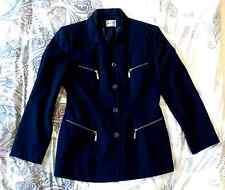 Damen Blazer/Jacke Miss H dunkelblau Größe 40
