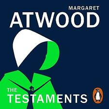 The Testaments: The Booker prize-winning sequel to The Handmaid's Tale by Margaret Atwood (Audio CD, 2019)