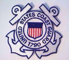 "United States Coast Guard Patch  Large 10"""