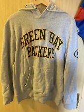 More details for mitchell and ness hoodie green bay packers large