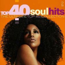V/A: TOP 40 - SOUL HITS [CD]