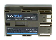Original Blumax Battery for Canon EOS 5D/EOS 50D/EOS 10D/EOS 20D/BP-511
