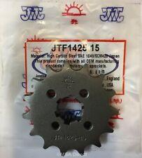JT 15 Tooth FRONT Sprocket fits Suzuki GSXR125 / GXS-S125 (2017 to 2019)