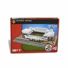 Paul Lamond Old Trafford 3d Football Stadium Jigsaw Puzzle Manchester United