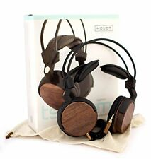 Houdt Tsunami Over-Ear Wooden Wired Headphone