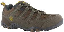 Hi-tec Quadra Classic Walking Hiking Shoe Smokey Brown Suede Uk9 -