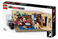 LEGO®  21302 IDEAS Big Bang Theory *NEU & OVP* passt zu 21103, 21108, 21301