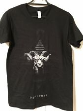 "Deftones - ""Ram"" Offical T-shirt Mens/Unisex Small *NEW+Tags*"