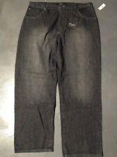 Men's Sean John Size 38 Black Denim Jeans-CL