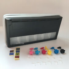 Universal 6colors ink tank for epson canon hp continuous ink supply system diy
