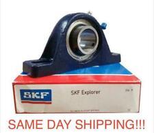 Skf Sy 1 716 Tf Pillow Block Bearing For 1 716 Shaft Ucp207 23