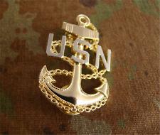 US USN US-Navy-Metallabzeichen Pin-Abzeichen