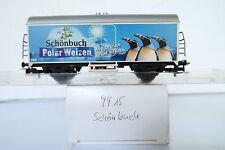 Märklin HO/AC 4415 SOMO Bierwagen Schönbuch Polar Weizen DB (CQ/569-19R4/3)