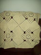 Handmade Crochet Baby Blanket Pram Cot Bed - Unique To Ebay