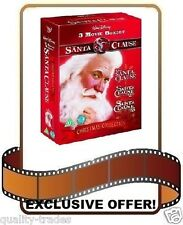 ❏ The Santa Clause Christmas Movie Collection Trilogy DVD Set ❏ 1 2 3 Tim Allen