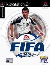 FIFA 2001 PS2 Playstation 2