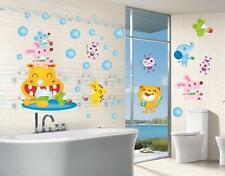 Brush teeth Home Decor Removable Wall Sticker Decal Decoration Vinyl Mural