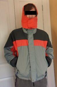 ELLIS BRIGHAM Mountain Sports Ski Jacket - Grey, Orange - Men's MEDIUM