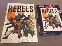 Disney Star Wars Rebels 63 Piece Jigsaw - Complete