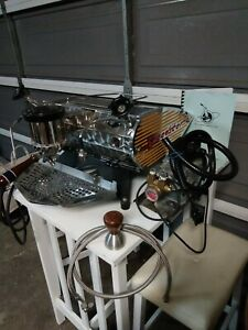 Kessvander speedster custom made Espresso machine