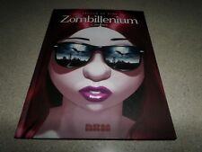 Zombillenium Gretchen Volume 1 Arthur De Pins HC NBM NEW