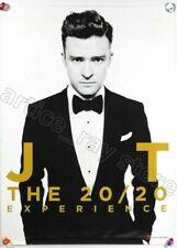 Justin Timberlake The 20/20 Experience Taiwan Promo Poster 2013