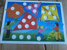 Quips Farbenspiel - NUR ERSATZTAFEL Nr. 4, bitte lesen