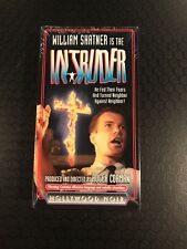 The Intruder 1962 VHS William Shatner Roger Corman Hollywood Noir #26