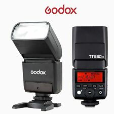 Godox Tt350N Hss 1/8000S Ttl 2.4G Wireless Mini Flash For Speedlite Nikon