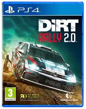 Dirt 2.0 PS4 Game