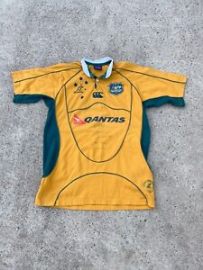 Wallabies Jersey Signed Size Large 2008