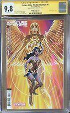 Future State: The Next Batman #1 Campbell Wonder Woman 1984 Variant CGC 9.8 SS