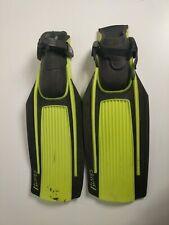 Aqua Lung US Divers Blades Scuba Fins Yellow - Medium