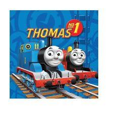Thomas Y Sus Amigos Fiesta Cumpleaños 33cm Servilletas De Papel 16pk