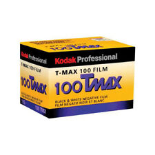 Kodak TMX 135-24 T-Max 100 35mm Black & White Negative Print Film