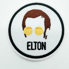 "ELTON JOHN PATCH 3"" ROCKET MAN MUSIC SUPERSTAR STAR"