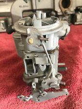 1966-79 Chevy 250 292  Rochester carburetor gm monojet vtg car truck inline six