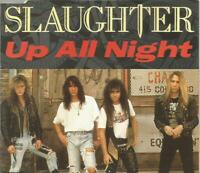Slaughter - Up All Night 1990 CD single