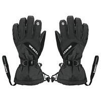 Scott Ultimate Spade Plus Adult Ski Gloves - Black (NEW) Lists @ $60