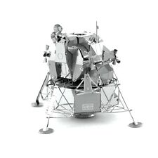Fascinations Metal Earth 3D Laser Cut Steel Puzzle Model Kit Apollo Lunar Module