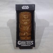 Star Wars Chewbacca Tiki Mug Disney Geeki Tikis Cocktail Collectable Barware