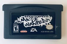 NEED FOR SPEED MOST WANTED Nintendo Game Boy Advance 2005 GBA SP DS DSL