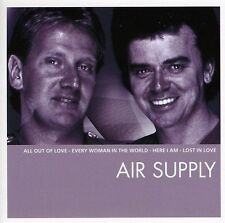 AIR SUPPLY ESSENTIAL CD NEW
