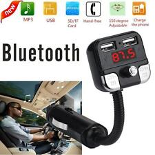 Bluetooth Inalámbrico LCD Coche Kit MP3 Reproductor FM Transmisor Modulador 2