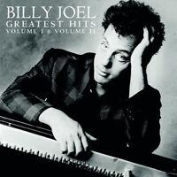 Billy Joel : Greatest Hits - Volume I & II CD 2 discs (1900) ***NEW***