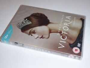 Victoria - The Complete First Series 1 One - Jenna Coleman NEW SEALED 3x DVD SET