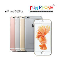 Apple iPhone 6s+ Plus 64GB - GSM Unlocked Smartphone Choose color/Condition