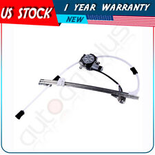 New Power Window Regulator fits 2002-2007 Jeep Liberty Rear Left with Motor